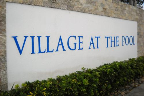 Village at the Pool Photo
