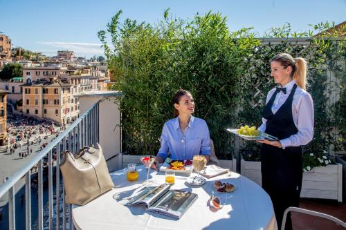 The Inn at the Spanish Steps-Small Luxury Hotels photo 110