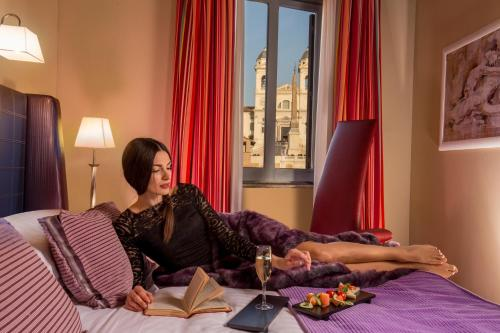 The Inn at the Spanish Steps-Small Luxury Hotels photo 121