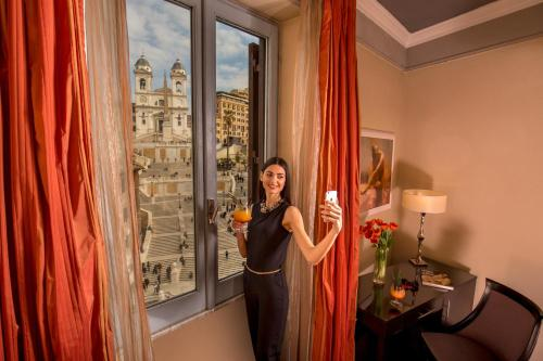 The Inn at the Spanish Steps-Small Luxury Hotels photo 122