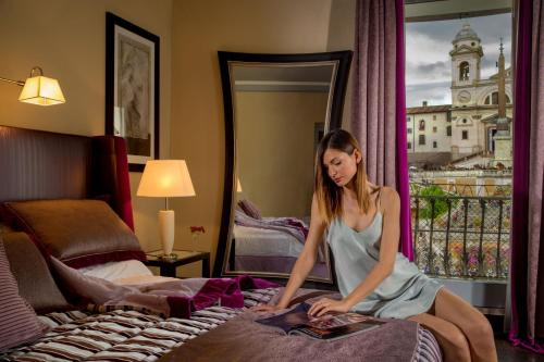The Inn at the Spanish Steps-Small Luxury Hotels photo 154