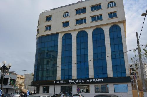 Palace Appart Hotel, Argel
