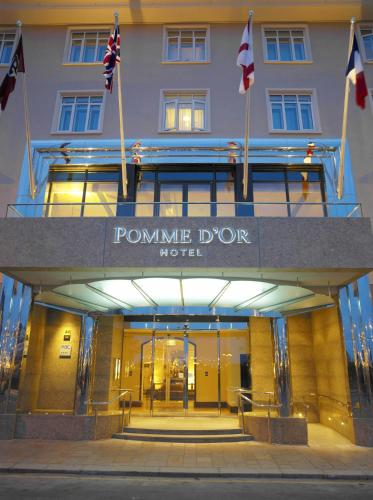 Photo of Pomme d'Or Hotel Hotel Bed and Breakfast Accommodation in Saint Helier Jersey Channel Islands