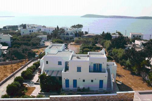 Nissiotiko Studios & Apartments - Dryos Greece