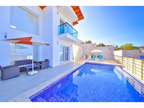Kas Villa James 5 rezervasyon