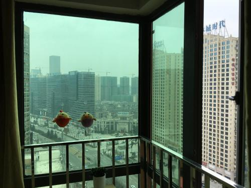 HotelGuiyang North Station Convention Center Apartment