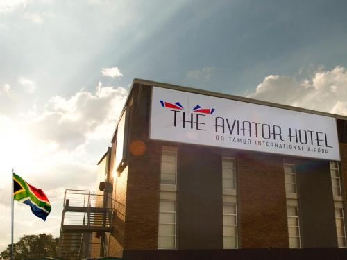 The Aviator Hotel OR Tambo Photo