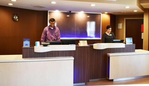 Fairfield Inn & Suites by Marriott Albuquerque Airport Photo