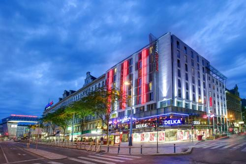 IntercityHotel Wien impression