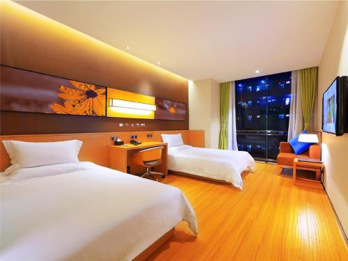 IU Hotel Suzhou Mudu Old Town Kaima Square photo 6