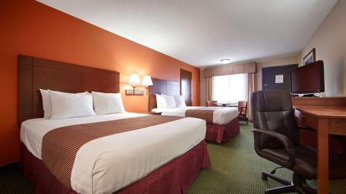 Best Western Montis Inn Photo