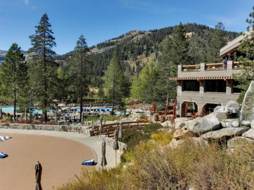 Resort at Squaw Creek 605 and 607