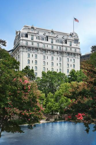 Willard InterContinental Washington impression