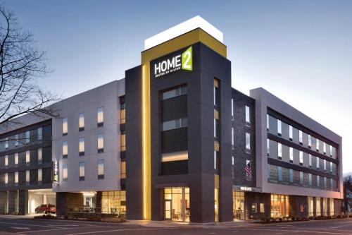 Home2 Suites by Hilton Eugene Downtown University Area Photo