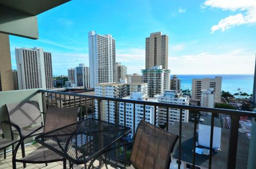 Waikiki Park Heights 1801 - Honolulu, HI 96815