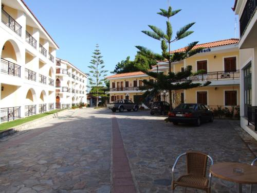 Castello Beach Hotel - Argassi - Main Road Greece