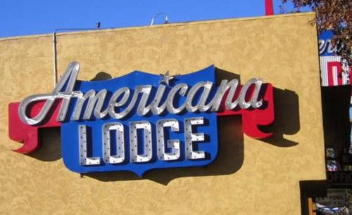 Americana Lodge reservation