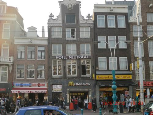 Budget Hotel Neutraal Amsterdam Netherlands Overview