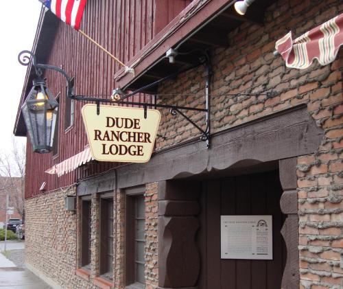 Dude Rancher Lodge Photo
