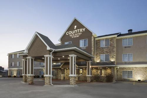 Country Inn & Suites By Carlson Topeka West Ks