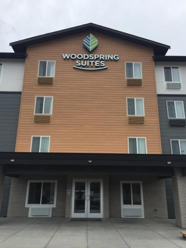 WoodSpring Suites Seattle Everett - Everett, WA 98203