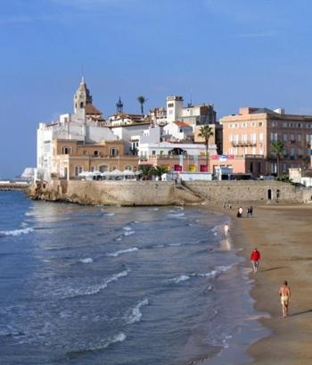 Charming Aparment In Sitges Center photo 18