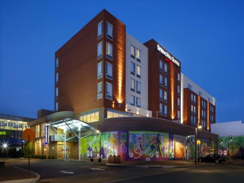 Springhill Suites By Marriott Pittsburgh Bakery Square Pittsburgh Pa