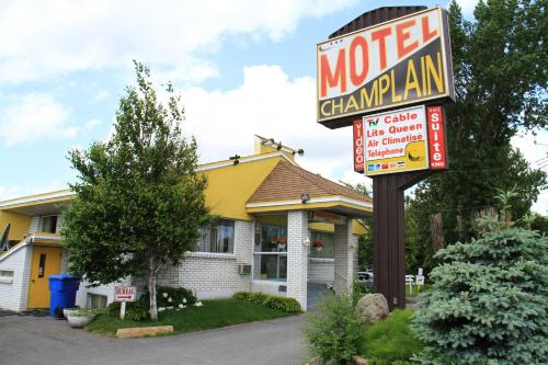 Motel Champlain Photo