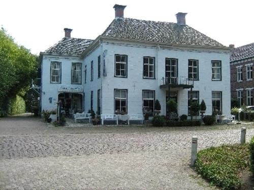 Hotel Villa de Thee Tuin