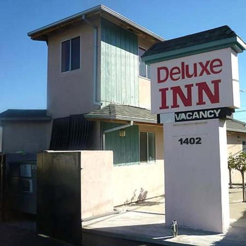 Deluxe Inn Redwood City Photo