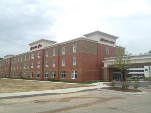 Hampton Inn Augusta Photo
