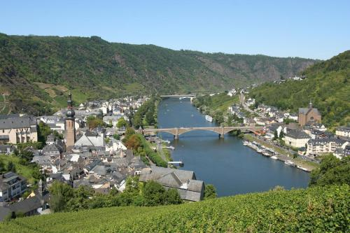 Pension Am Parkhotel Cochem