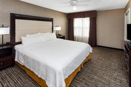Homewood Suites by Hilton Indianapolis At The Crossing photo 10