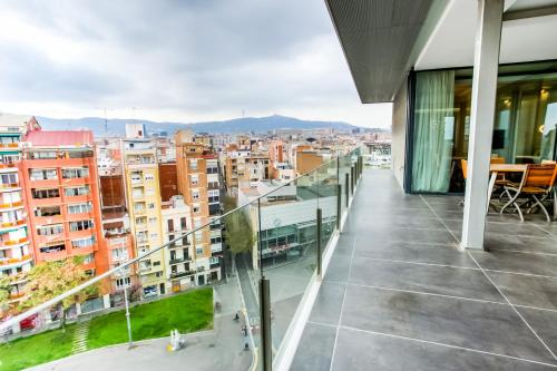 Cosmo Apartments Sants photo 62