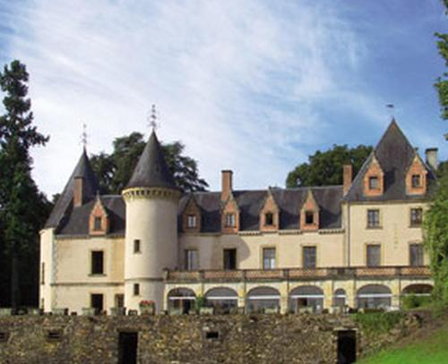 Chateau Hotel Beuvrire