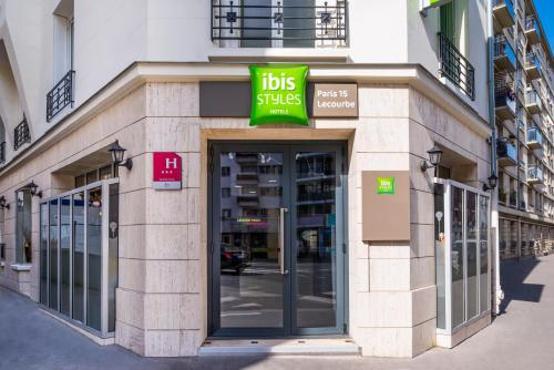 ibis Styles Paris 15 Lecourbe photo 19