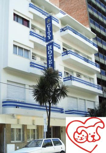 City Hotel Mar del Plata Photo