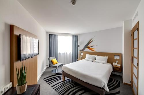 Novotel Paris Centre Gare Montparnasse photo 36
