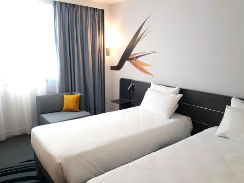 Novotel Paris Centre Gare Montparnasse photo 51