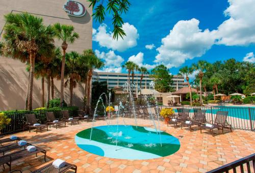 DoubleTree Suites by Hilton Orlando at Disney Springs Photo