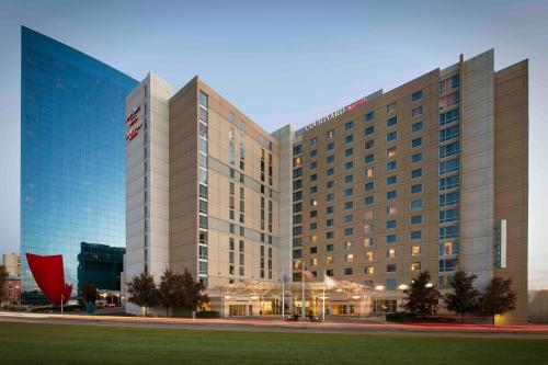 SpringHill Suites Indianapolis Downtown photo 24