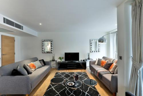 5 Star Central London 3 Bedroom Apartment photo 24