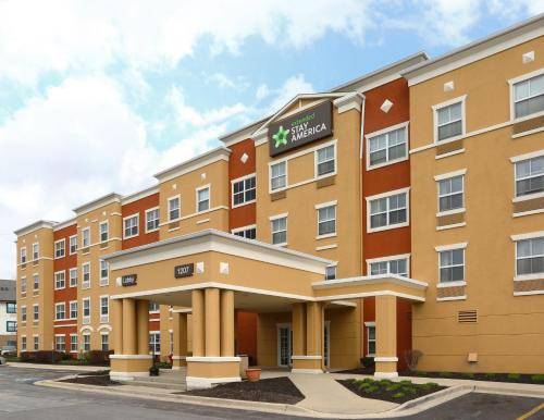 Extended Stay America - Chicago- O'Hare - Allstate Arena - Des Plaines, IL 60018