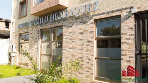 Hotel Camilo Henriquez Photo