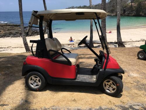 Casa Pacifica with Golf Cart Photo