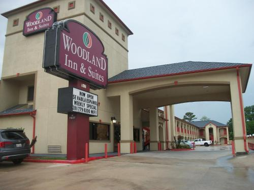 Woodland Inn and Suites - Houston, TX 77092