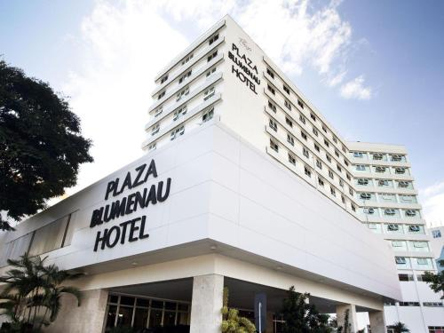 Plaza Blumenau Hotel Photo