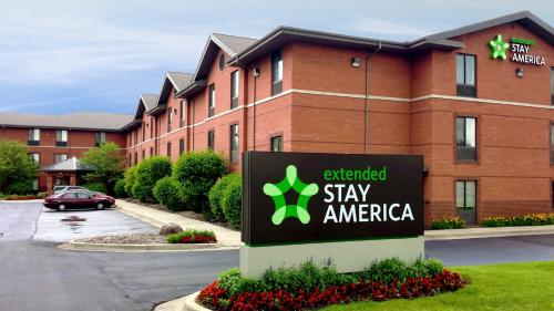 Extended Stay America Detroit Ann Arbor University South