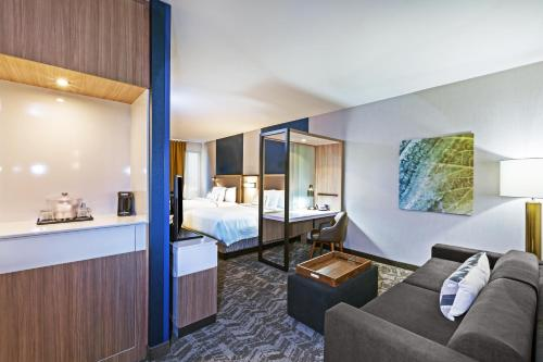 Hotel SpringHill Suites by Marriott Tulsa at Tulsa Hills