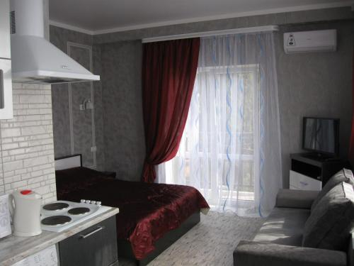 Apartment on Tyulpanov, Адлер